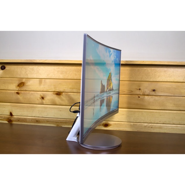 "Image result for Samsung 32"" Ultra-Slim LED Curved Monitor"