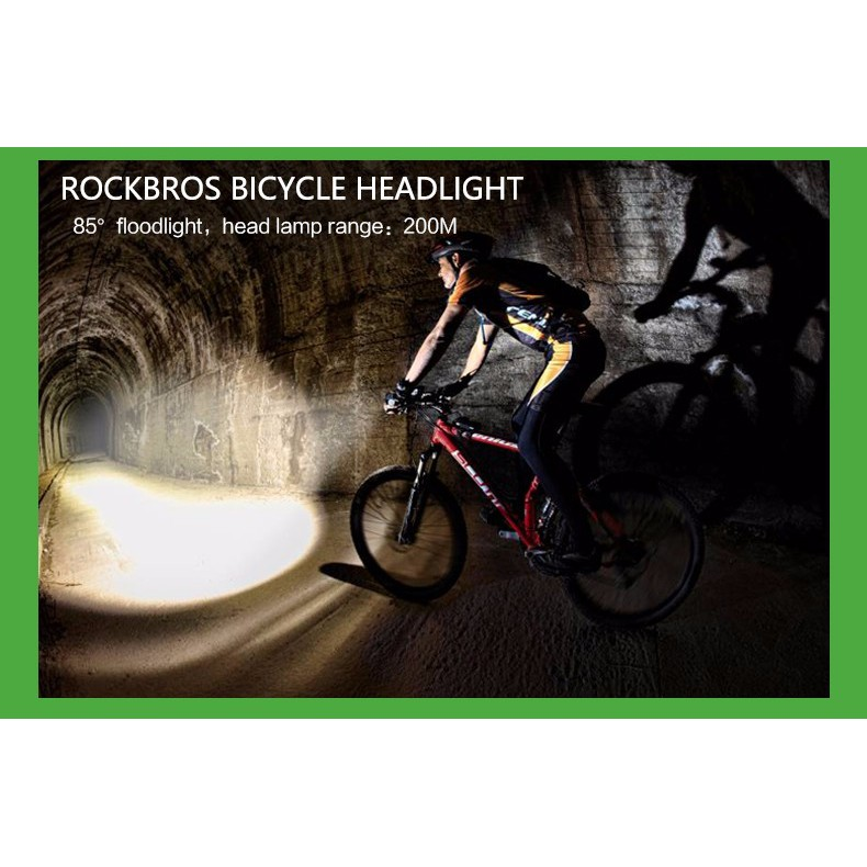 9080cda515f RAYPAL 2255 LED Bicycle USB Rechargeable Bike Front Light | Shopee Malaysia
