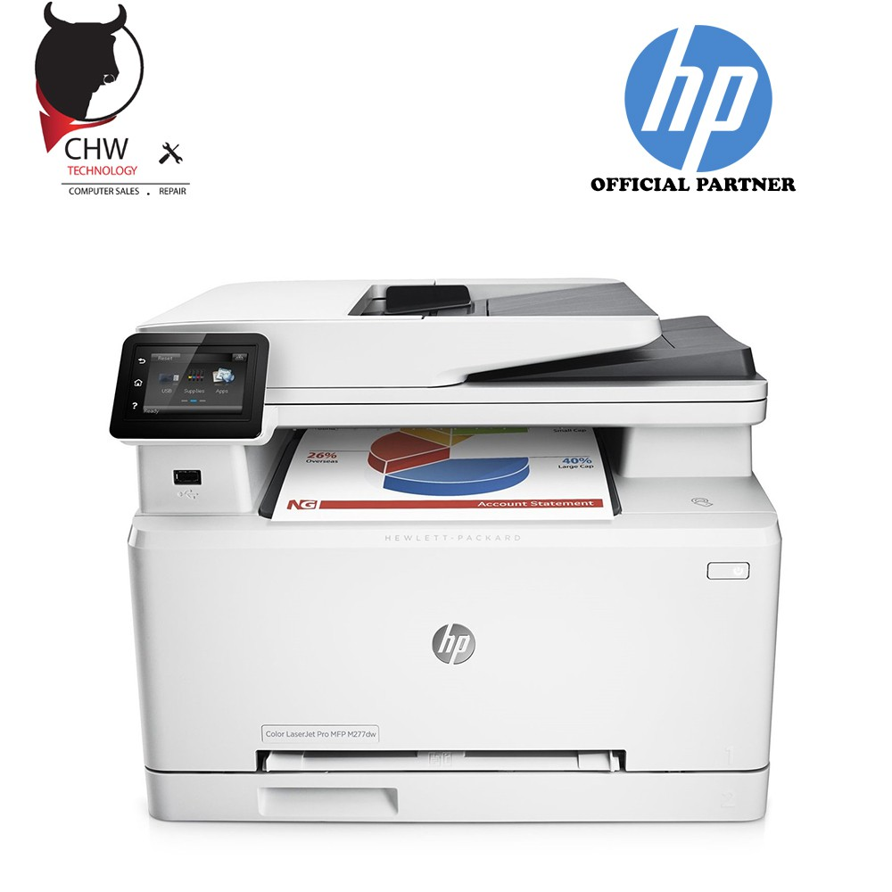 Mfp M130a Hp Laserjet Pro Black White Multifunction Printer Shopee Malaysia