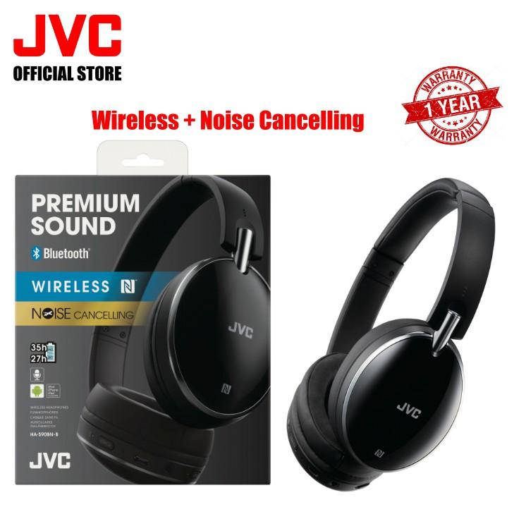 Jvc Ha S20bt Ultra Light Weight Wireless Headphones With Microphone