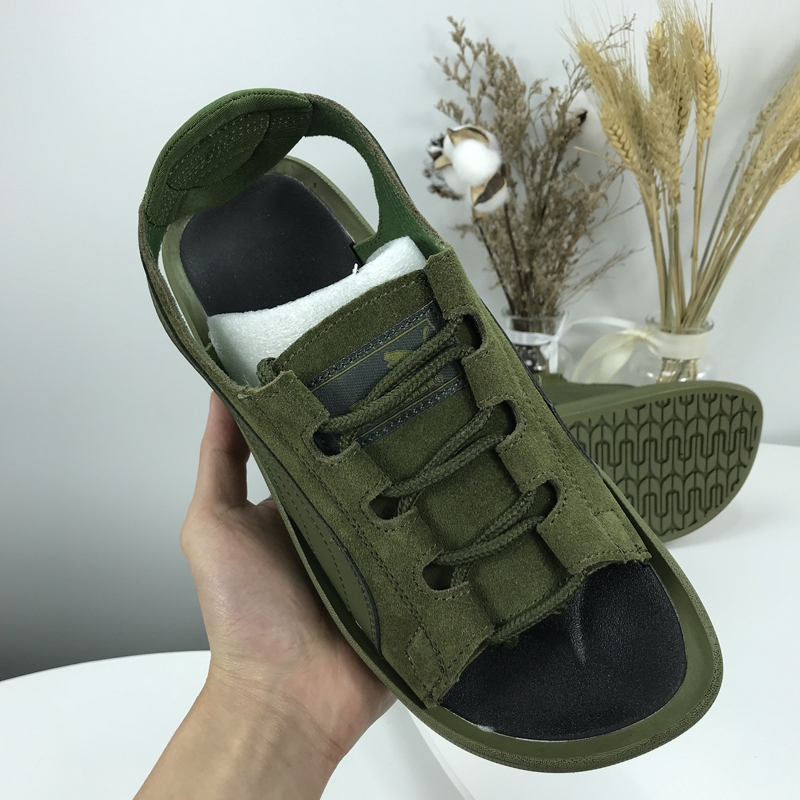 Breaker Racing Horse Men's Same Casual Shoes Can Choose Multiple Material  Stitching Uppers