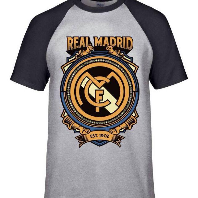 huge selection of 384bc b1b4e Custom Real Madrid T-shirt