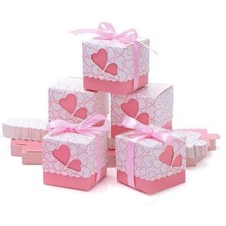 5cm Cube Choose a Colour 12 Mini Gift Boxes
