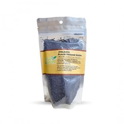 Organic Black Sesame Seed 200g 乐儿有机黑芝麻籽 200公克 (袋装)