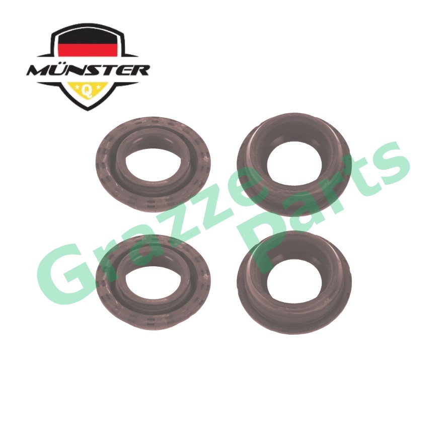 (4pcs) Münster Plug O Ring Seal 7701473164 for Proton Savvy 1.2 D4F