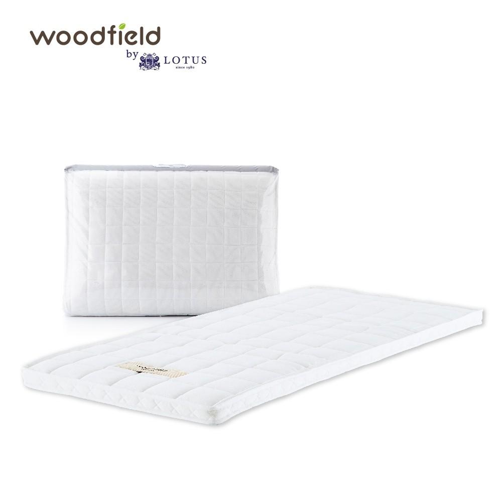 Woodfield ที่นอนยางพาราแท้ 100% รุ่น Wilson **หนา 2 นิ้ว Made In Belgium ส