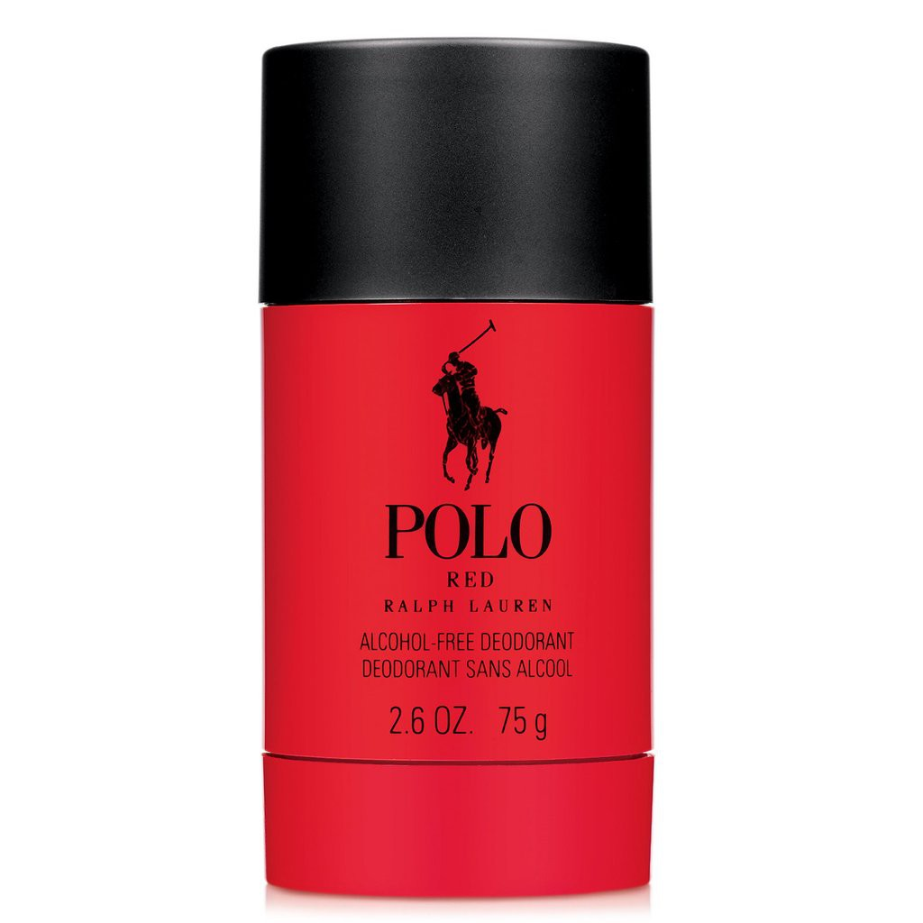 ORIGINAL Ralph Lauren Polo Red For Men Deo Stick 75g