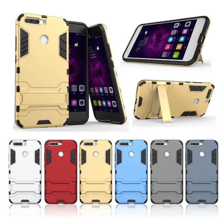 a2d01df10 Huawei Honor V9 Hard Cover Phone Case Phone Bracket Matte Case Hard ...