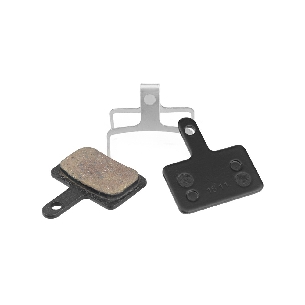 B01S Resin for Bicycle Mountain Cycling Tool Practical 1 Pair Disc Brake Pads