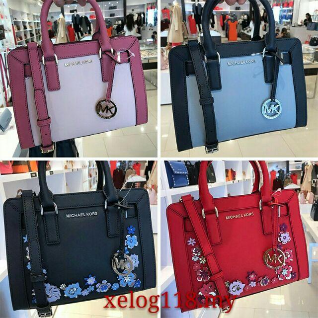 cac68c73e38491 Michael Kors Dillon Small Satchel Preorder Handbag   Shopee Malaysia
