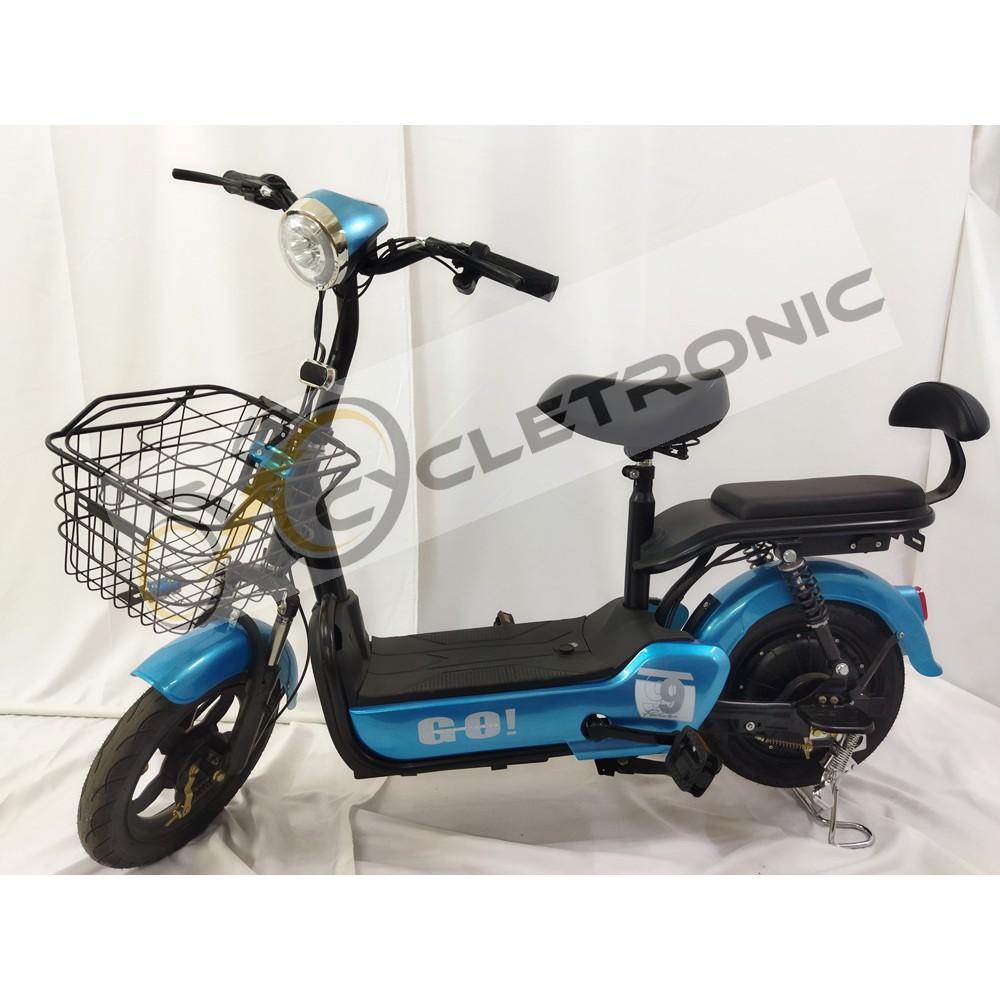 [Ready stock]Cycletronic E-Bike Easy Series EZ-2