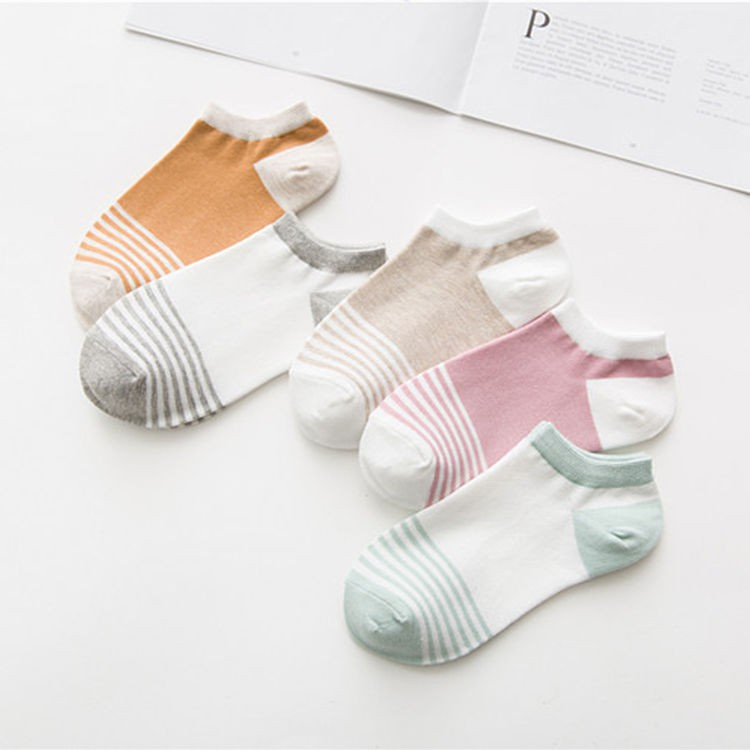 5 Pair//lot Kawaii Pattern Cotton Kids Socks Baby Breathable Boys Girls Sock sp