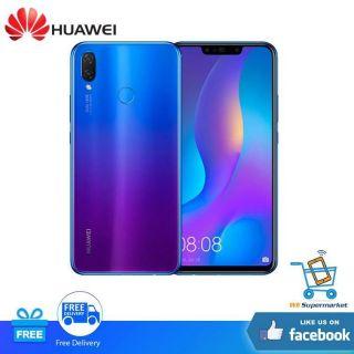 Huawei Nova 3i (4GB RAM/128GB ROM) Original Huawei Malaysia Set