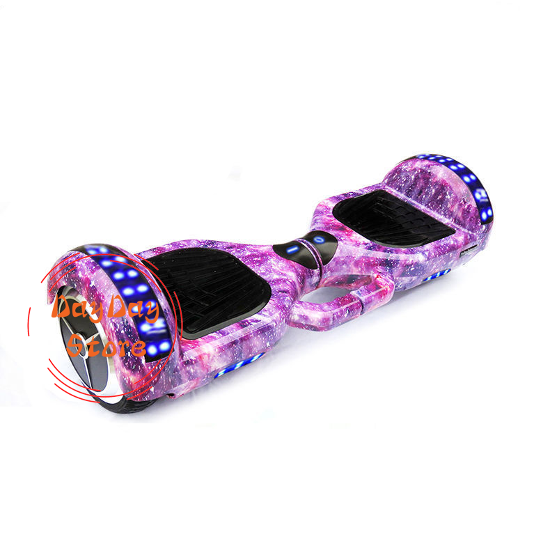 10/10 SALES PROMO HOVERBOARD LED Light  6.5 Inch Wheel Scooter 【BLUETOOTH SPEAKER