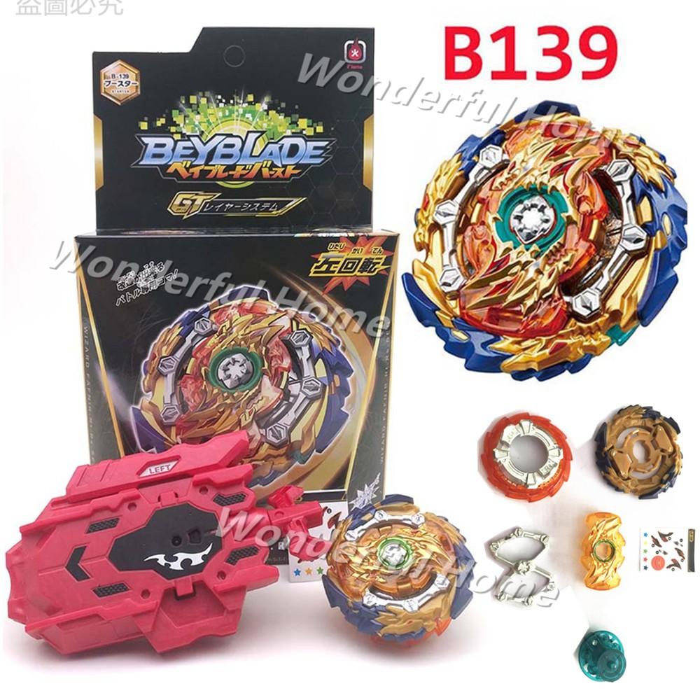 Takara Tomy Beyblade Burst GT B-139 starter Wizard Fafnir Rt Rs SEN JAPAN IMPORT