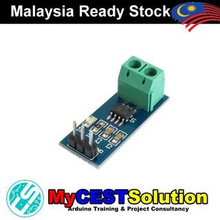 5A Range ACS712 Current Sensor Module | Shopee Malaysia