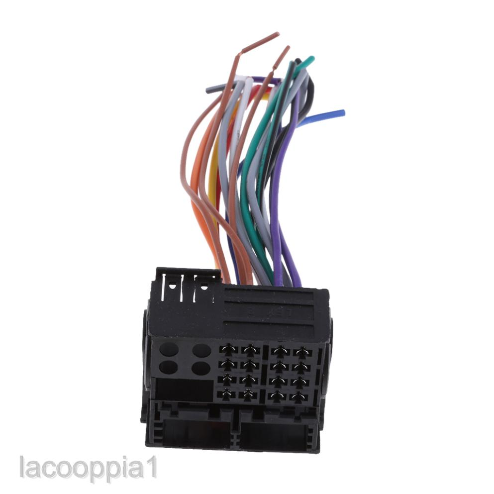 How To Connect Radio Wire Harness