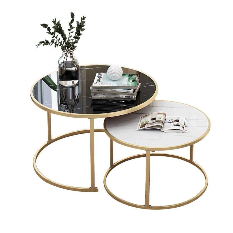 Home Coffee Table Sofa Side Living Room Side Table Simple Modern Simple Small Coffee Table Type Tea Table Shopee Malaysia