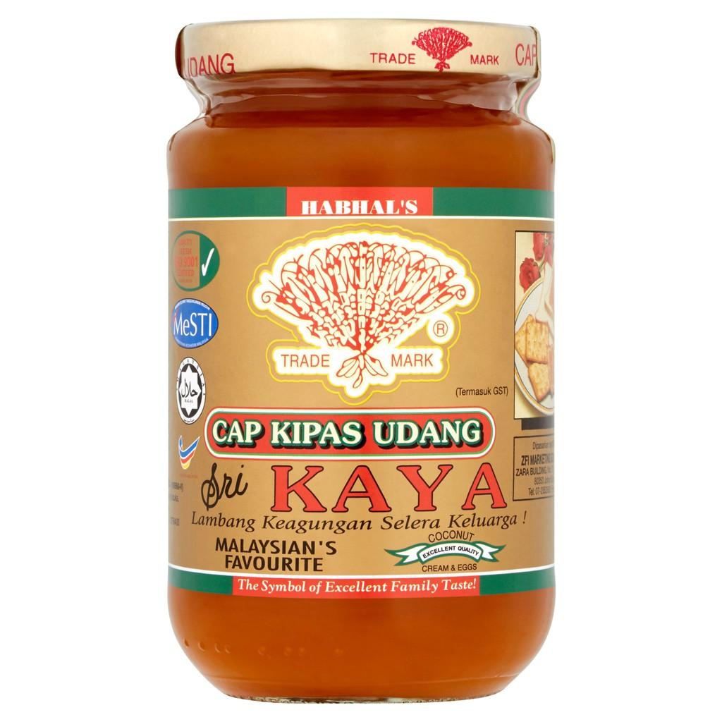 Habhal's Sri Kaya Cap Kipas Udang (420g)