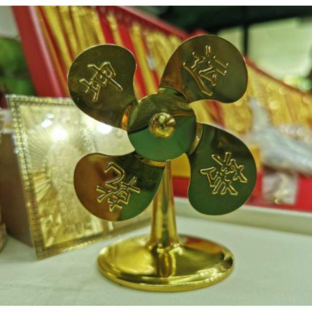กังหันตั้งโต๊ะ ใบพัดหมุนได้จริง ของแท้จากวักแชกงหมิว ใครค้าขาย มีออฟฟิตที่ทำงาน ตั้งไว้ เรียกทรัพย์ เสริมบารมี ก