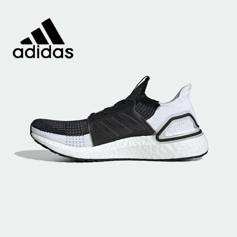 Original Adidas UltraBoost 19 UB19 women's men's outdoor shoes sport sneakers designer footwear B37705