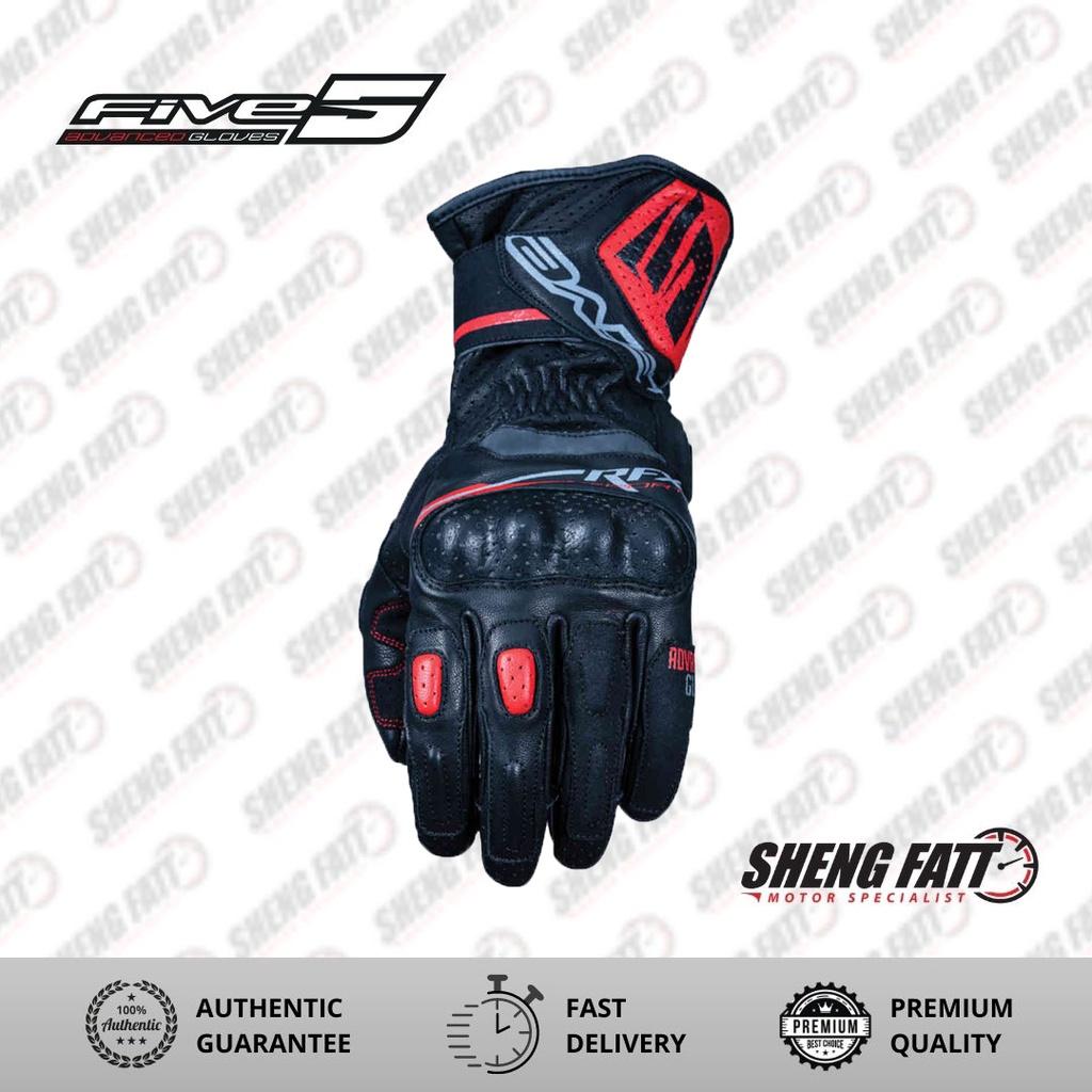 FIVE Bike Glove RFX Sport Series (Black/ Red)