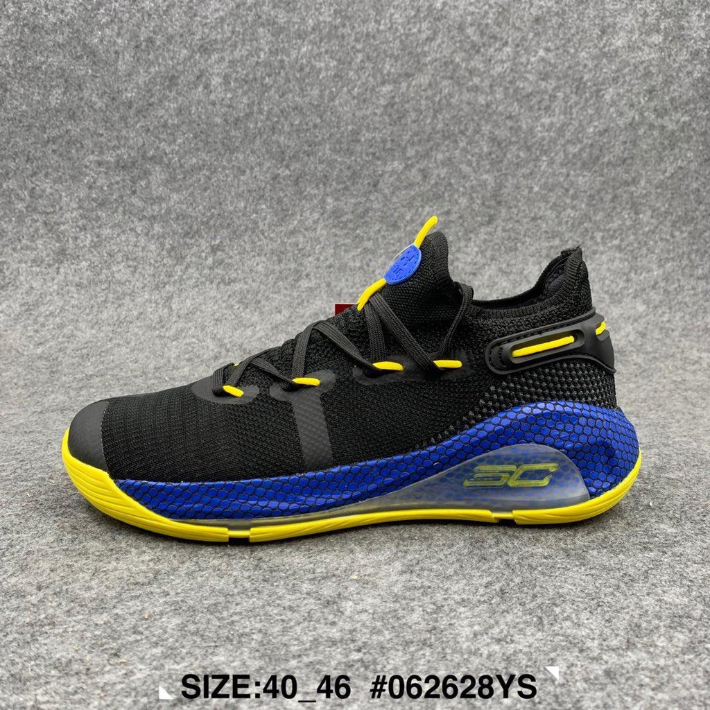 half off c35a9 659a4 New model: UA Andema Curry 6 Kuri 6 generation low-top basketball shoes  40_46!