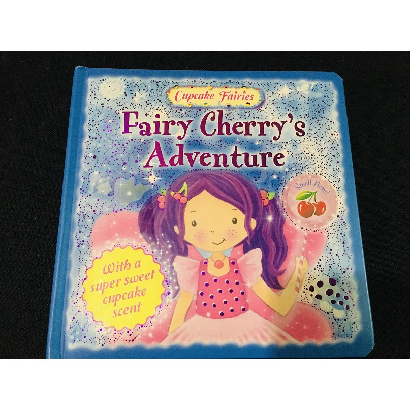 USED English Story Book - Fairy Cherry's Adventure