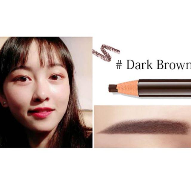 [ READY STOCK ]  Eyebrow Microblading Eyebrow Tattoo Pen Waterproof Brush Makeup Eye Brow Crayon Makeup Jualan Murah