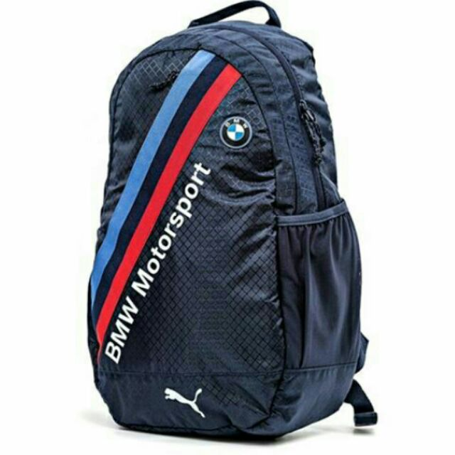 Puma BMW Motorsport Backpack  9e546a2eaf605