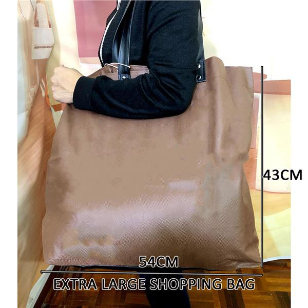 Extra Large Shopping Bag 54cm (Strong & Good Quality)