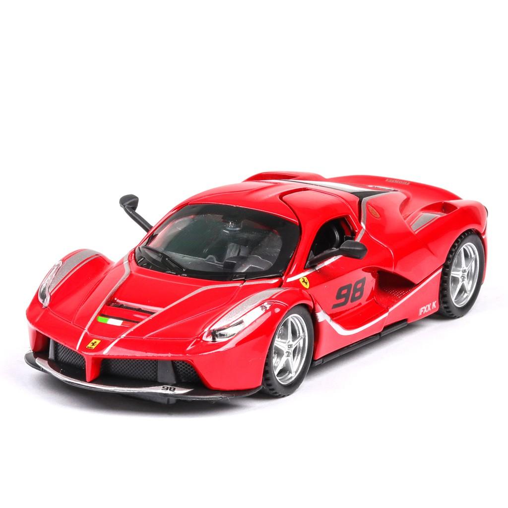 La Ferrari 1:32 Metal Diescast Model Cars Toys Sound/&Light Collection Red Gift