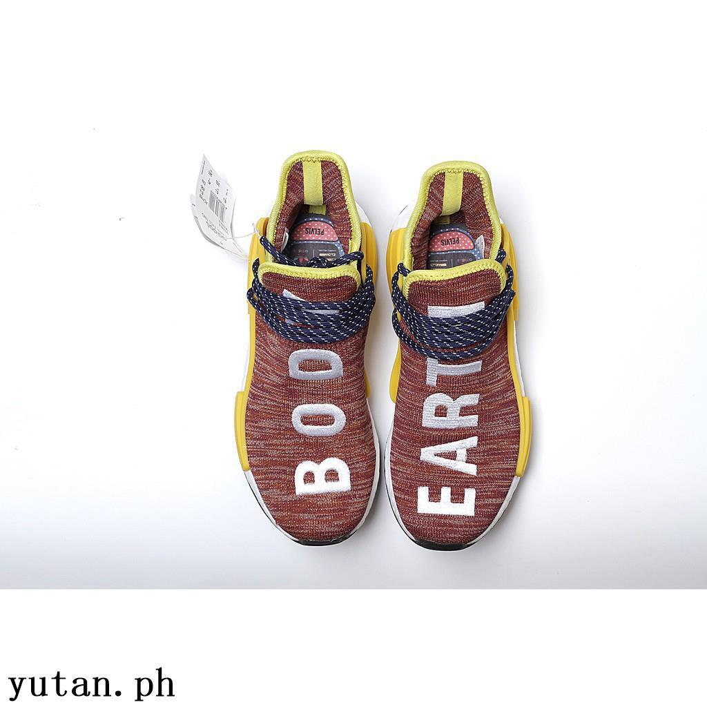 Órgano digestivo Definición Temeridad  Adidas Nmd Human Race Pharrell X Body Earth High Premium Ori | Shopee  Malaysia