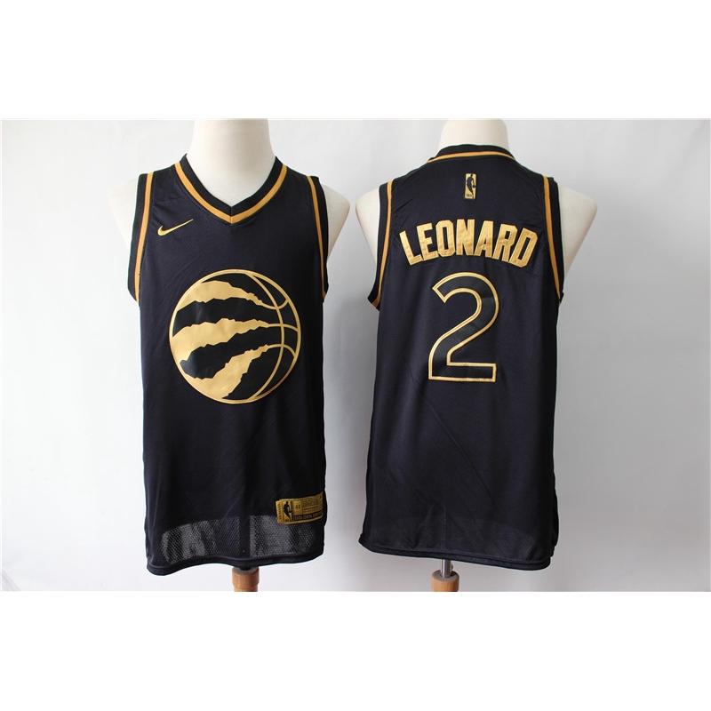 New season Men/'s Shirts Toronto Raptors #2 Kawhi Leonard Basketball jersey black