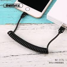 ORIGINAL !!! REMAX CABLE (COIL SPRING VERSION)
