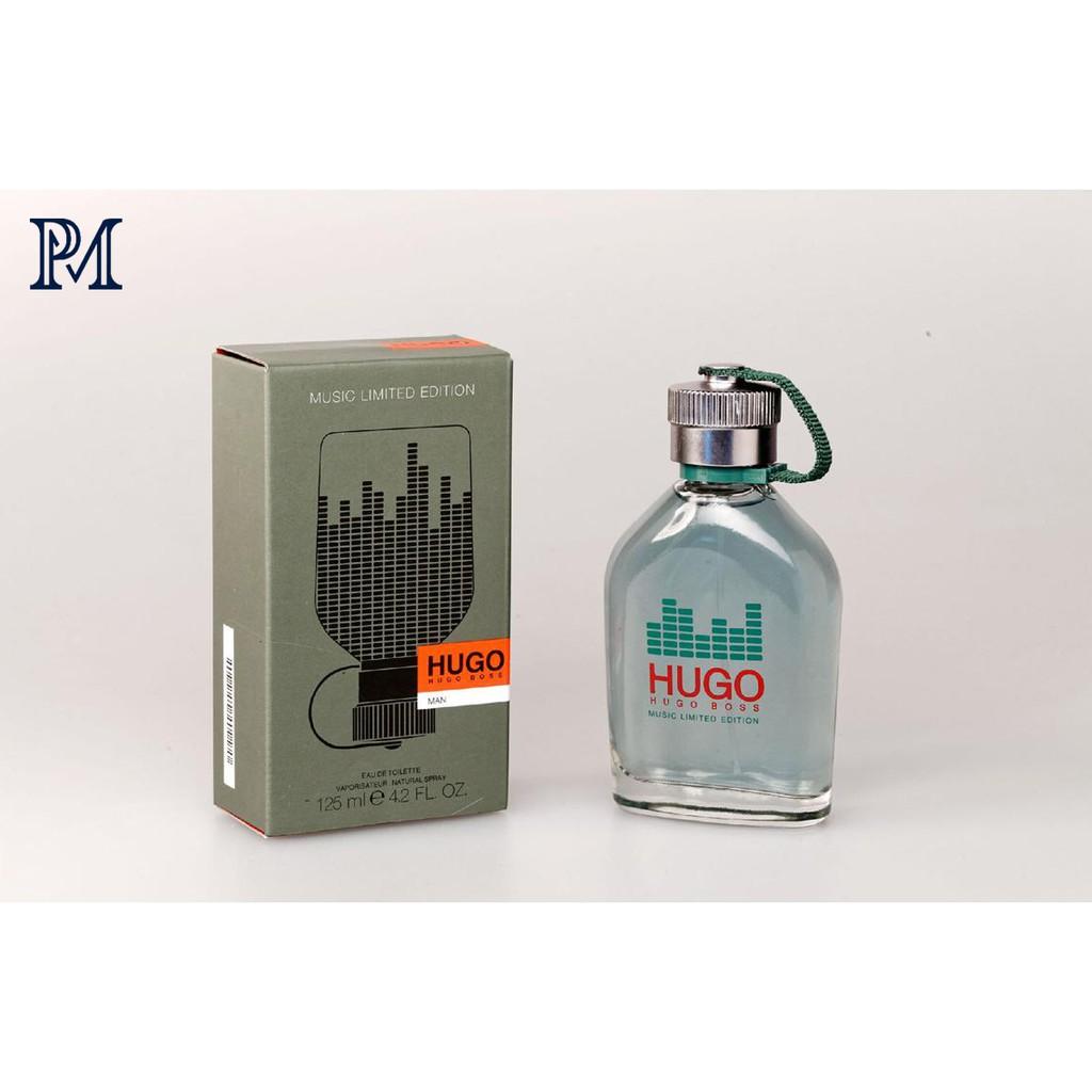 Hugo Boss Hugo Eau De Toilette Spray Music Limited Edition 125ml