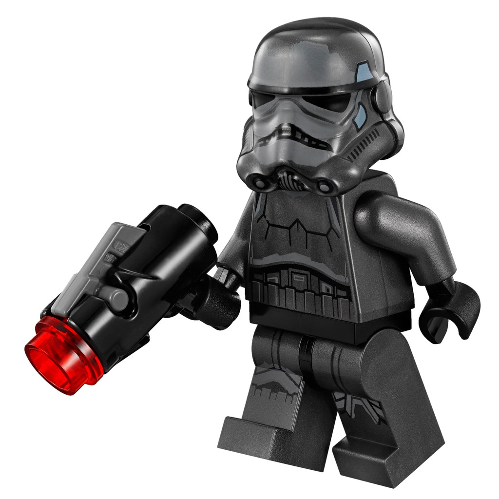 Lego Star Wars Shadow Stormtrooper Minifigure from set 75079