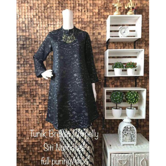 Kamari Lace Top & Batik Skirt Siti Nurhaliza