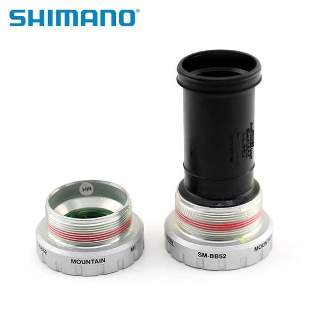 73e8c0a797b Shimano Deore SM-BB52 Hollowtech Bottom Bracket 68/73mm BB52 w/ original  gaskets | Shopee Malaysia