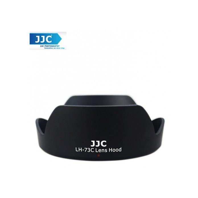 JJC LH-73C Lens Hood for CANON 10-18mm f4.5-5.6 IS STM Lens (EW-73C)