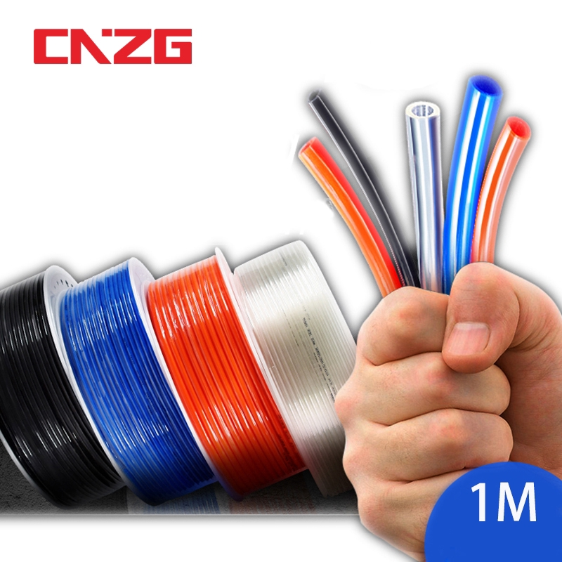 1 Metre Orange Silicone Vacuum Hose 5mm Turbo Rubber Tube Air Water Pipe