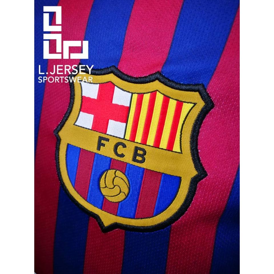 Barcelona Women Home Seaoson 18/19 Stadium Fans Jersey