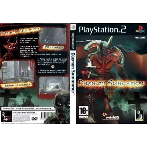 Daemon Summoner PS2 Playstation 2 Games