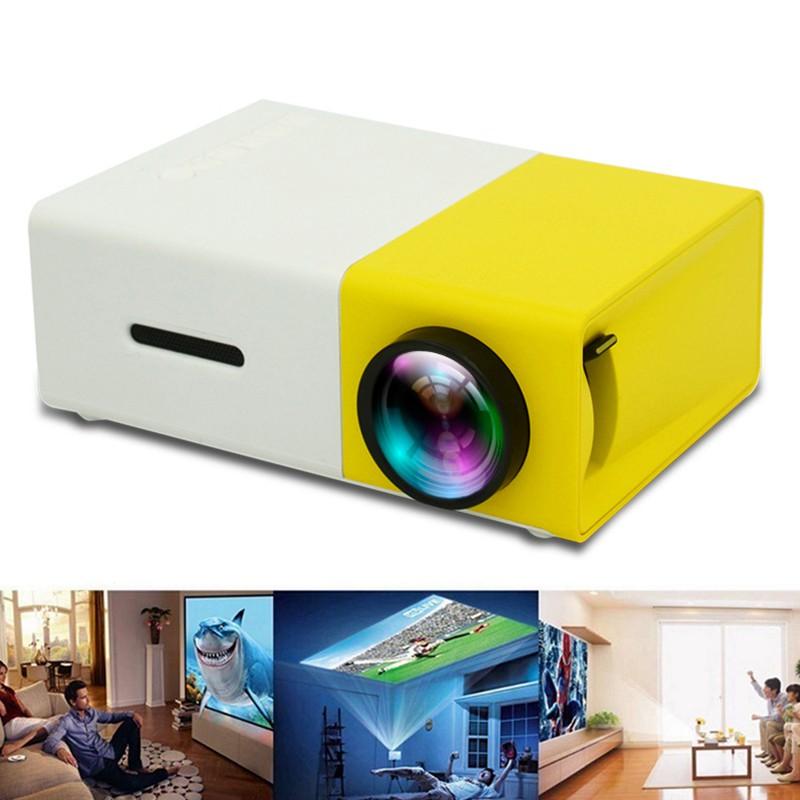 โปรเจคเตอร์ YG 300 LED Projector