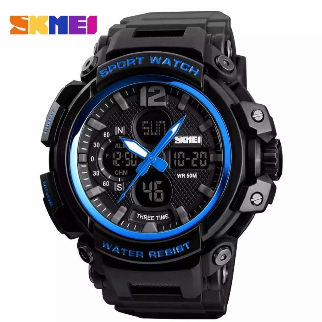 [LOCAL SELLER] SKMEI 1343 Sport Watch