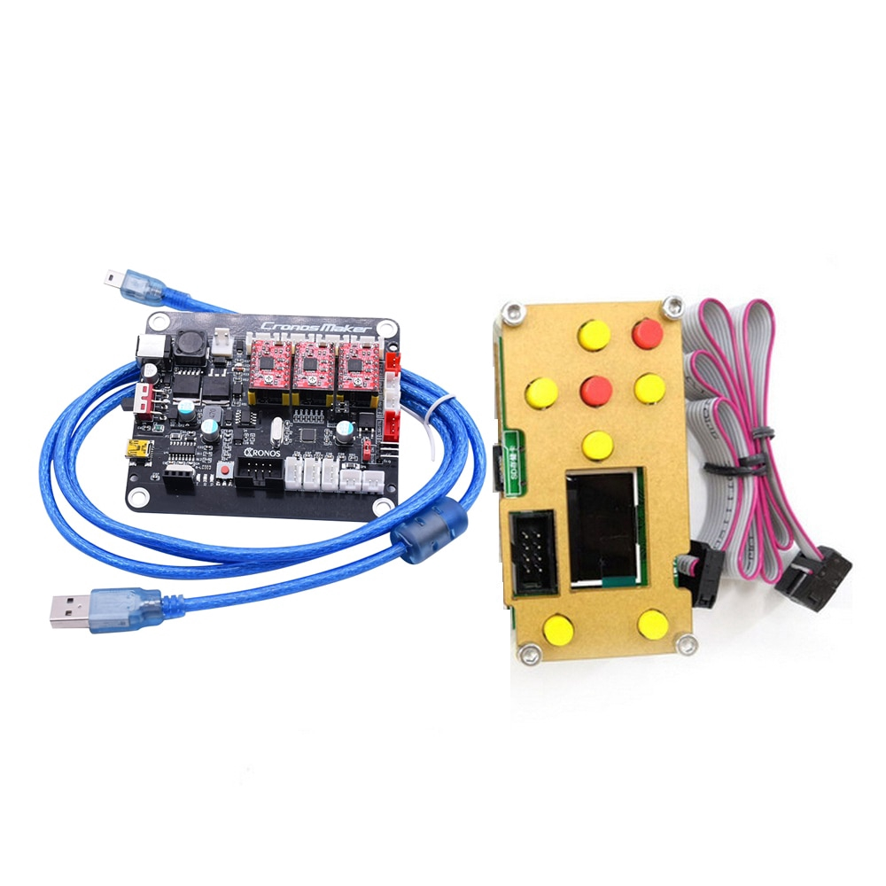 3-Axis GRBL Offline Controller CNC with Cable for CNC Router Machine 1610 2418 3