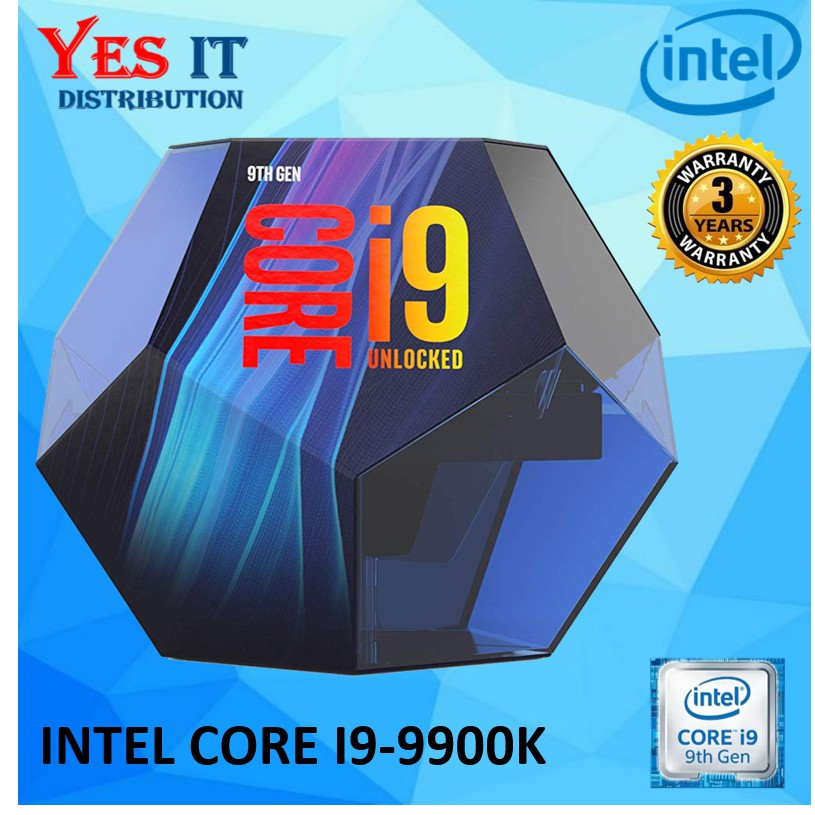 Intel® Core™ I9-9900K Processor [16M Cache, Up To 5 00 GHz]