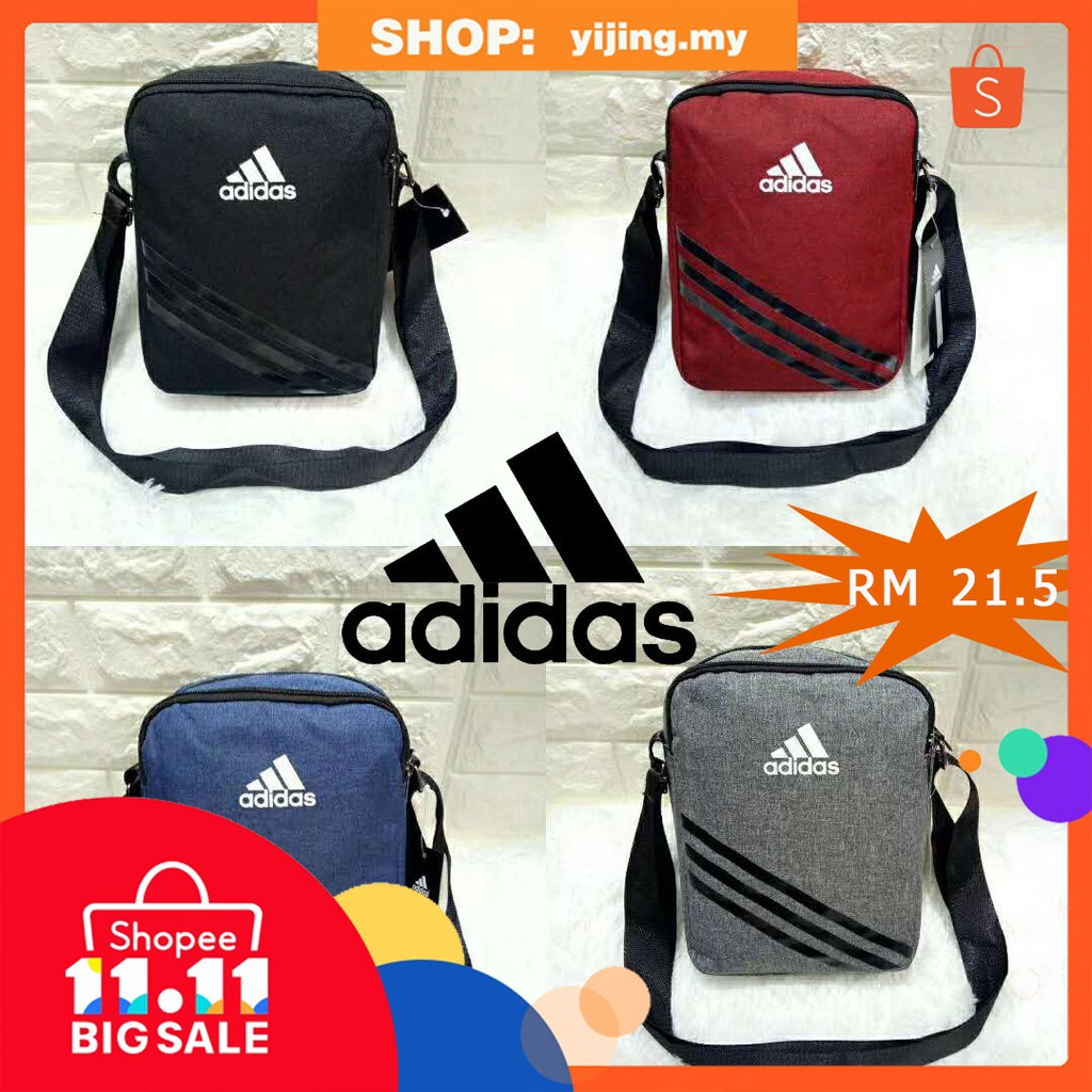 Adidas Bag Prices And Promotions Jan 2019 Shopee Malaysia