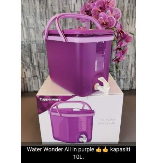 Tupperware Water Wonder 10liter