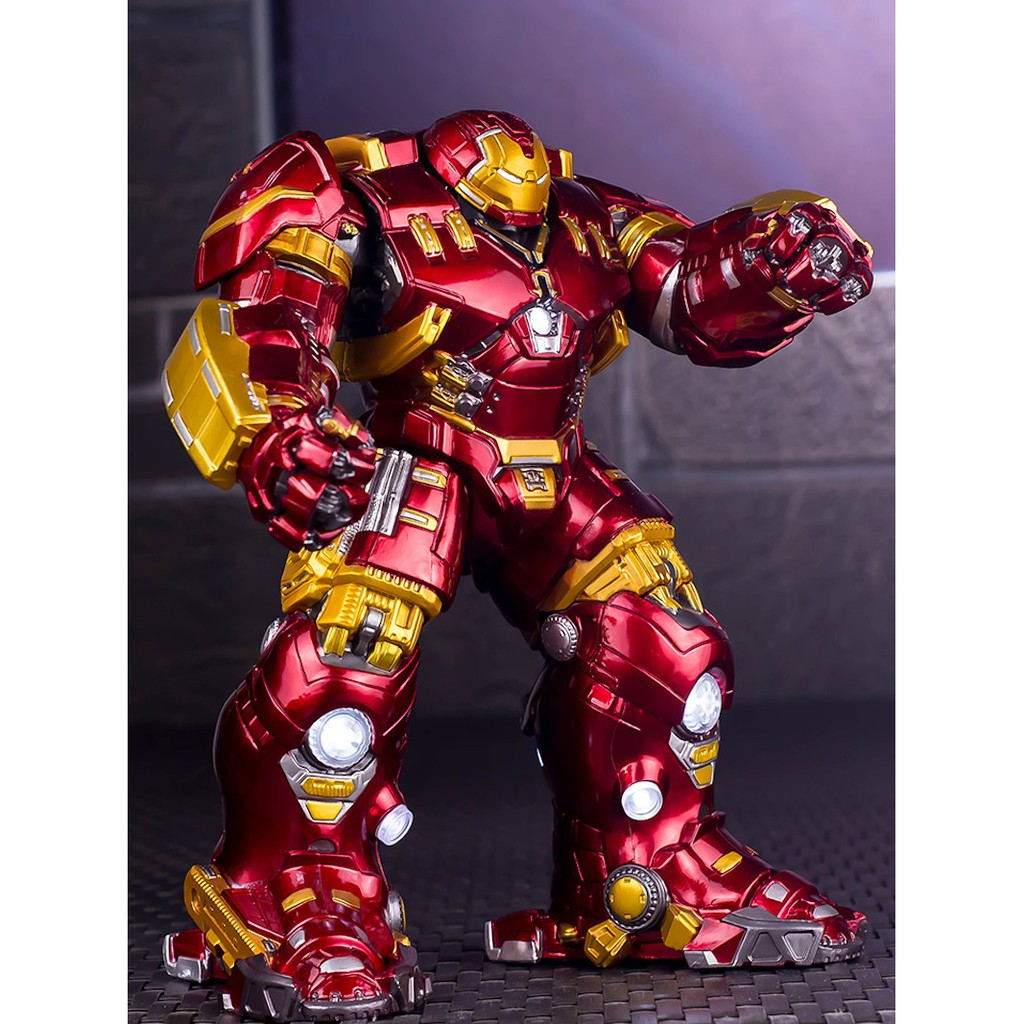 Marvel Avengers Age of Ultron Mark 44 Hulkbuster PVC Action Figure Model Toy
